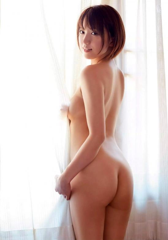 直立 ヌード 美しい 全裸 美女 エロ画像【16】