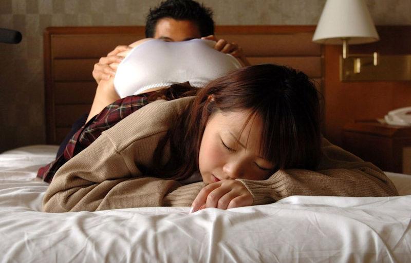 童顔 美女 可愛い まんこ 舐める クンニ エロ画像【27】