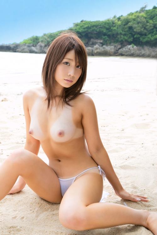 ピンク乳首 ピンク乳輪 ギャル エロ画像【6】
