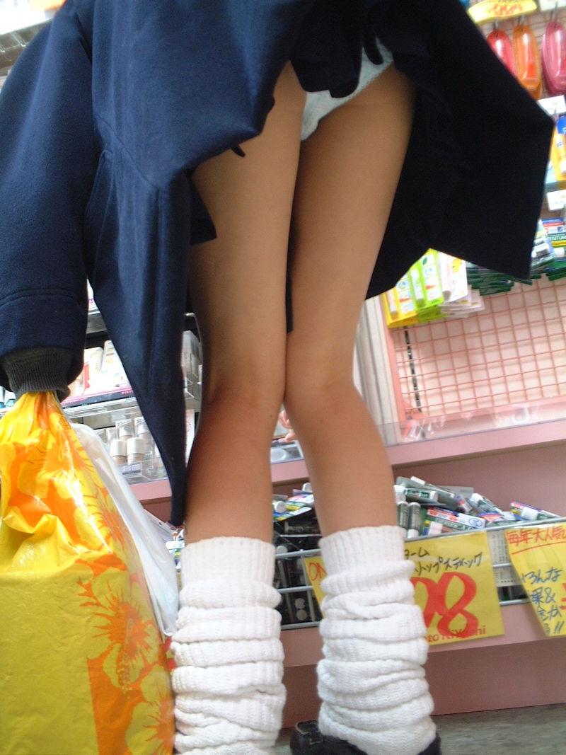 美脚 パンツ セクシー パンチラ エロ画像【46】
