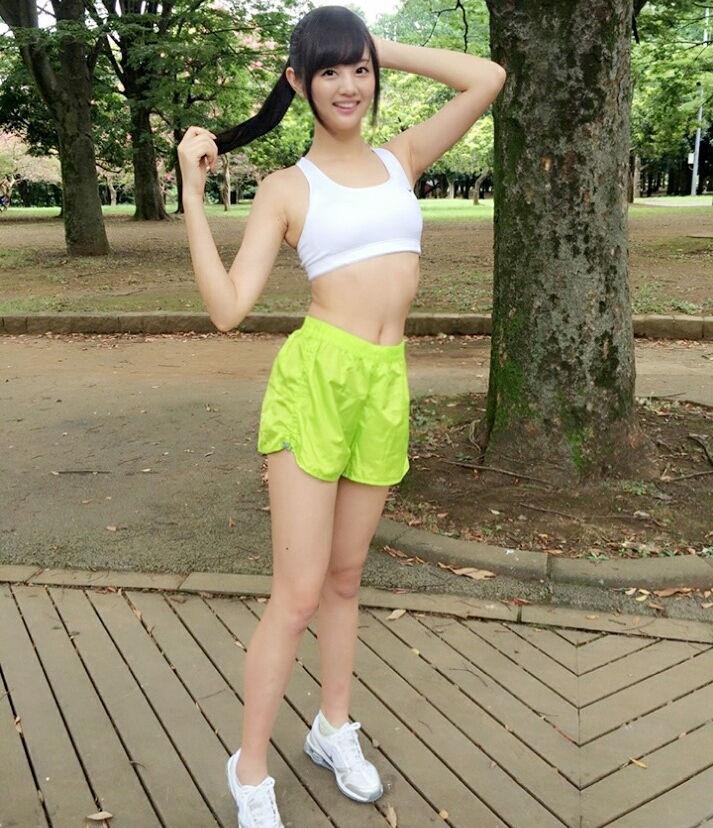 スポーツブラ スポブラ 美女 エロ画像【34】