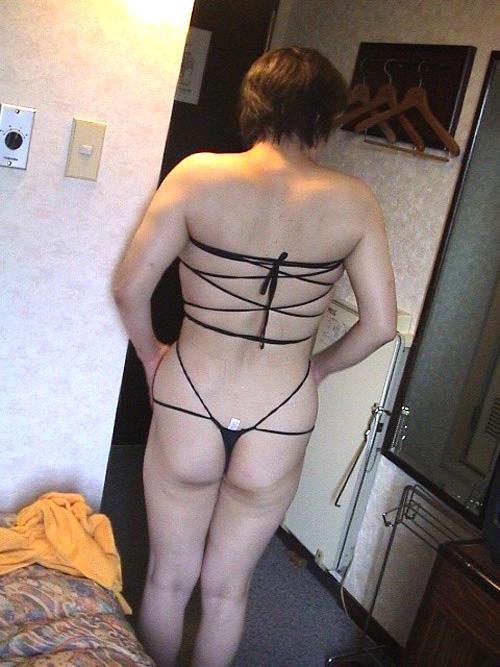 熟女 下着姿 セクシー エロ画像【14】