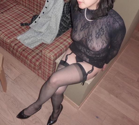熟女 下着姿 セクシー エロ画像【19】