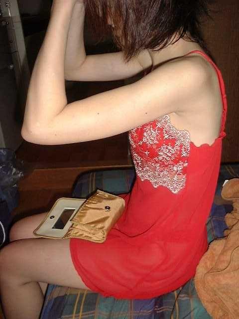熟女 下着姿 セクシー エロ画像【26】