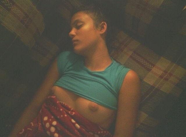おっぱい 眠る 外国人 寝姿 エロ画像【41】