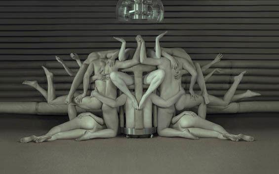 芸術的 美しい ヌード アート エロ画像【10】