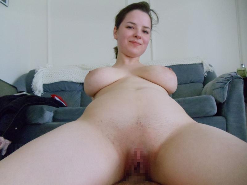 騎乗位 外国人 ハメ撮り セックス エロ画像【34】