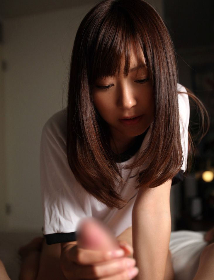 手コキ 美女 エロ画像【29】
