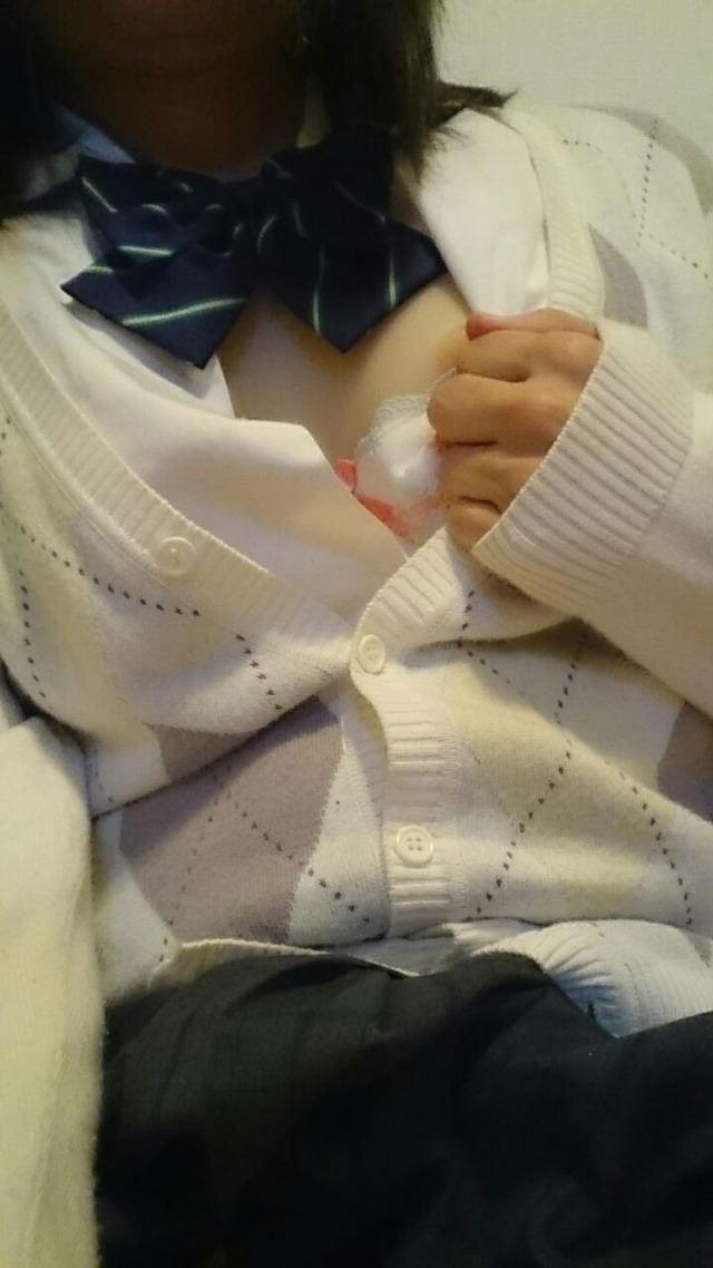 JK ブラチラ ブラモロ エロ画像【33】