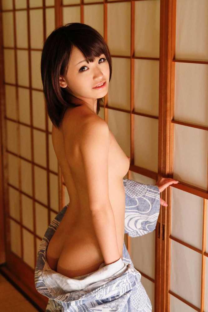 ちっぱい 貧乳 浴衣 エロ画像【5】