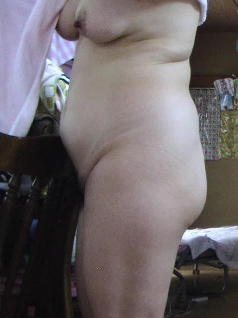 風呂上がり 人妻 熟女 エロ画像【7】