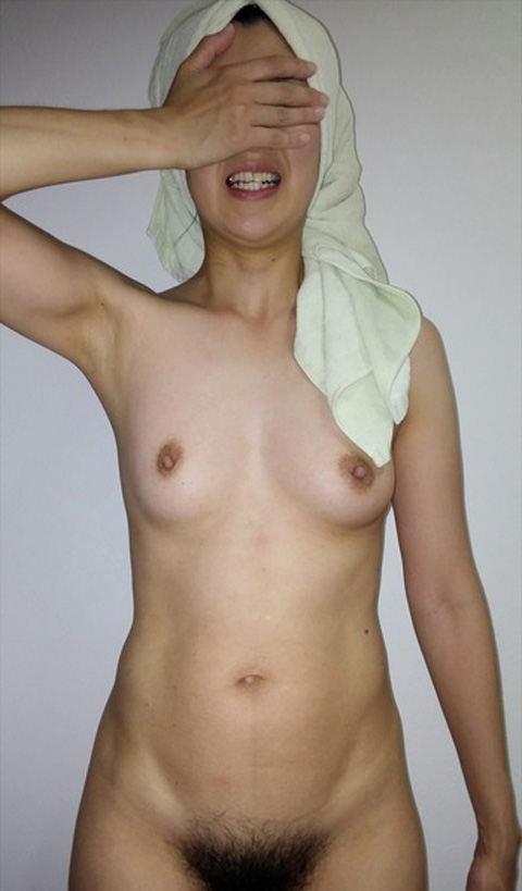 風呂上がり 人妻 熟女 エロ画像【53】