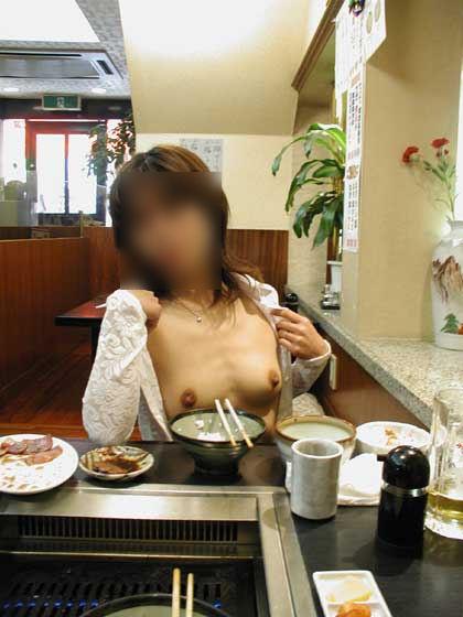 おばさん 飲酒 ほろ酔い 熟女 エロ画像【15】