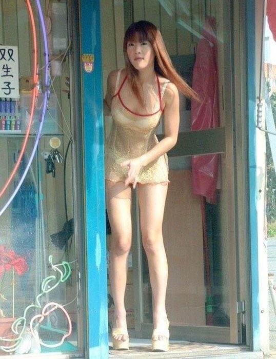 ビンロウ売り子 檳榔西施 台湾 エロ画像【10】