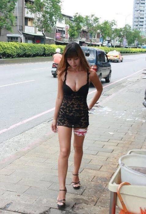 ビンロウ売り子 檳榔西施 台湾 エロ画像【13】