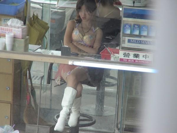 ビンロウ売り子 檳榔西施 台湾 エロ画像【23】