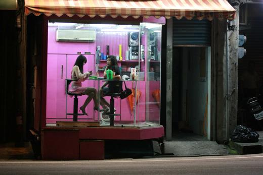 ビンロウ売り子 檳榔西施 台湾 エロ画像【65】