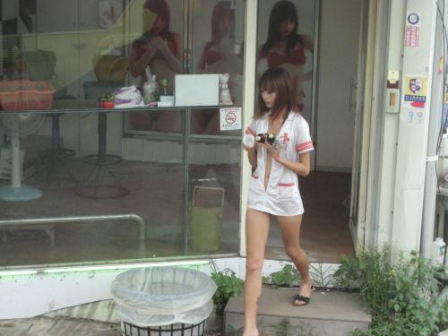ビンロウ売り子 檳榔西施 台湾 エロ画像【67】