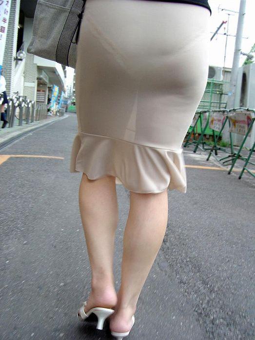 パンツ 透けパン エロ画像【2】