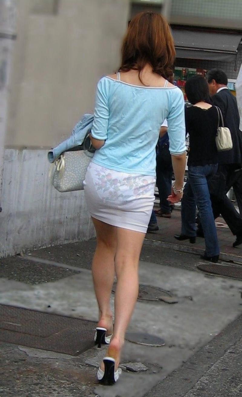 パンツ 透けパン エロ画像【12】