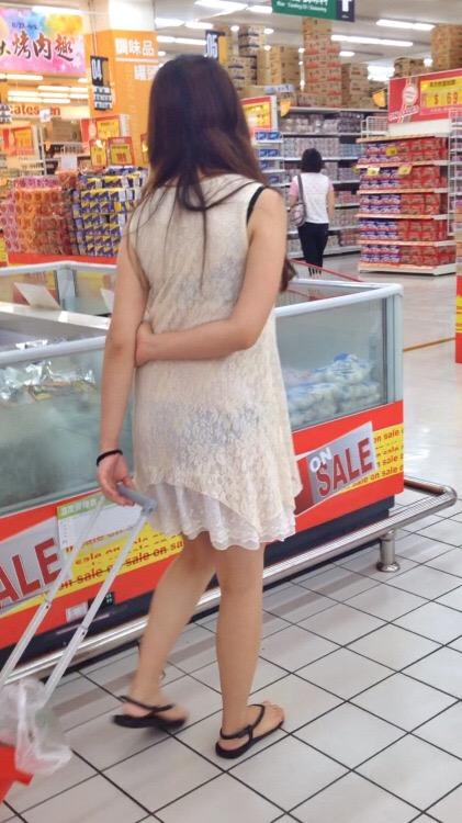 パンツ 透けパン エロ画像【31】