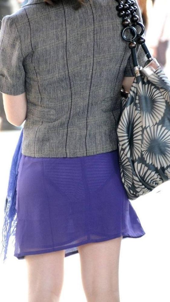 パンツ 透けパン エロ画像【41】
