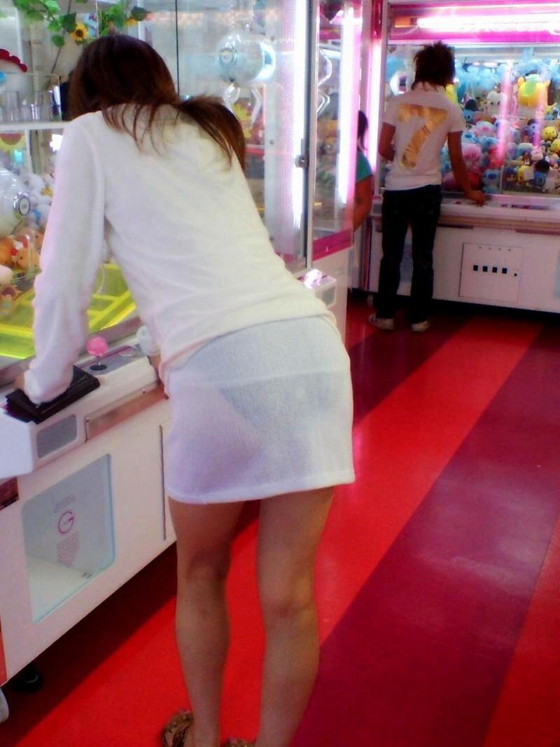 パンツ 透けパン エロ画像【86】