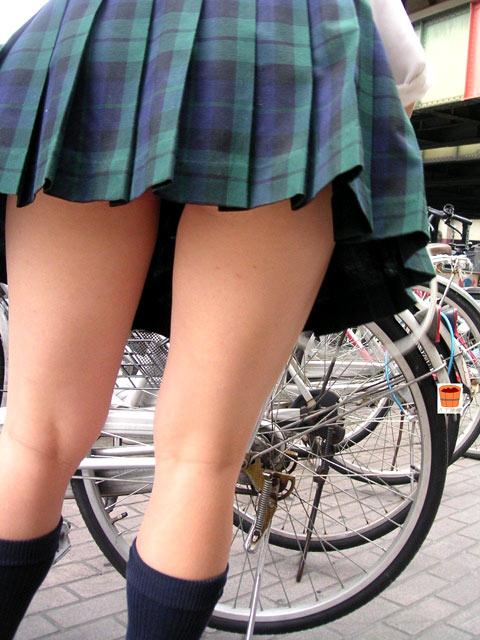 膝裏 もも裏 フェチ エロ画像【10】