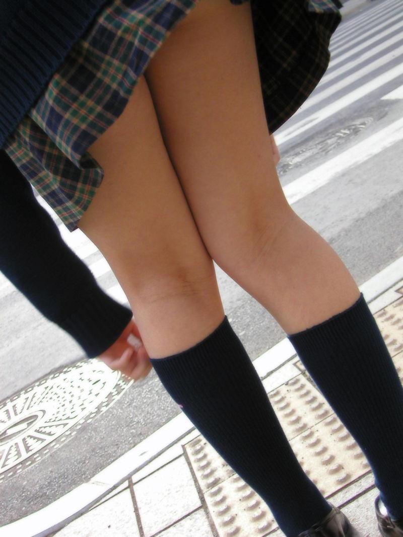 膝裏 もも裏 フェチ エロ画像【20】