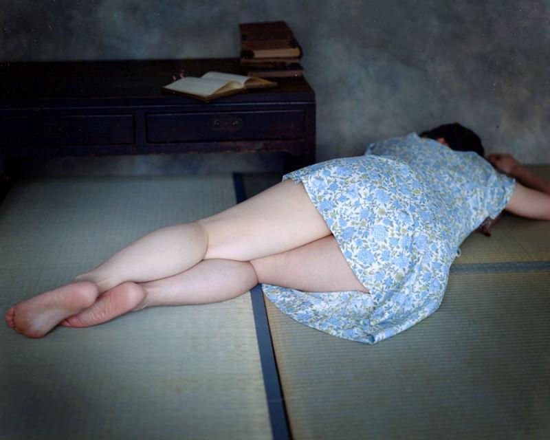膝裏 もも裏 フェチ エロ画像【30】