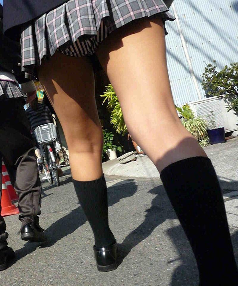 膝裏 もも裏 フェチ エロ画像【37】