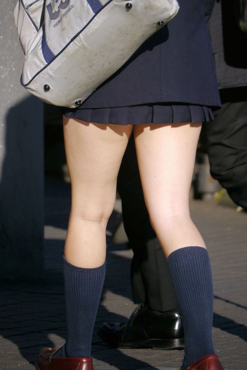 膝裏 もも裏 フェチ エロ画像【38】