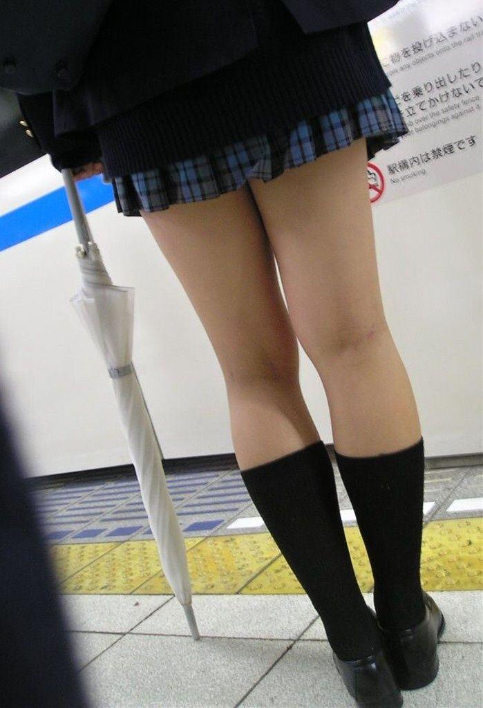 膝裏 もも裏 フェチ エロ画像【59】