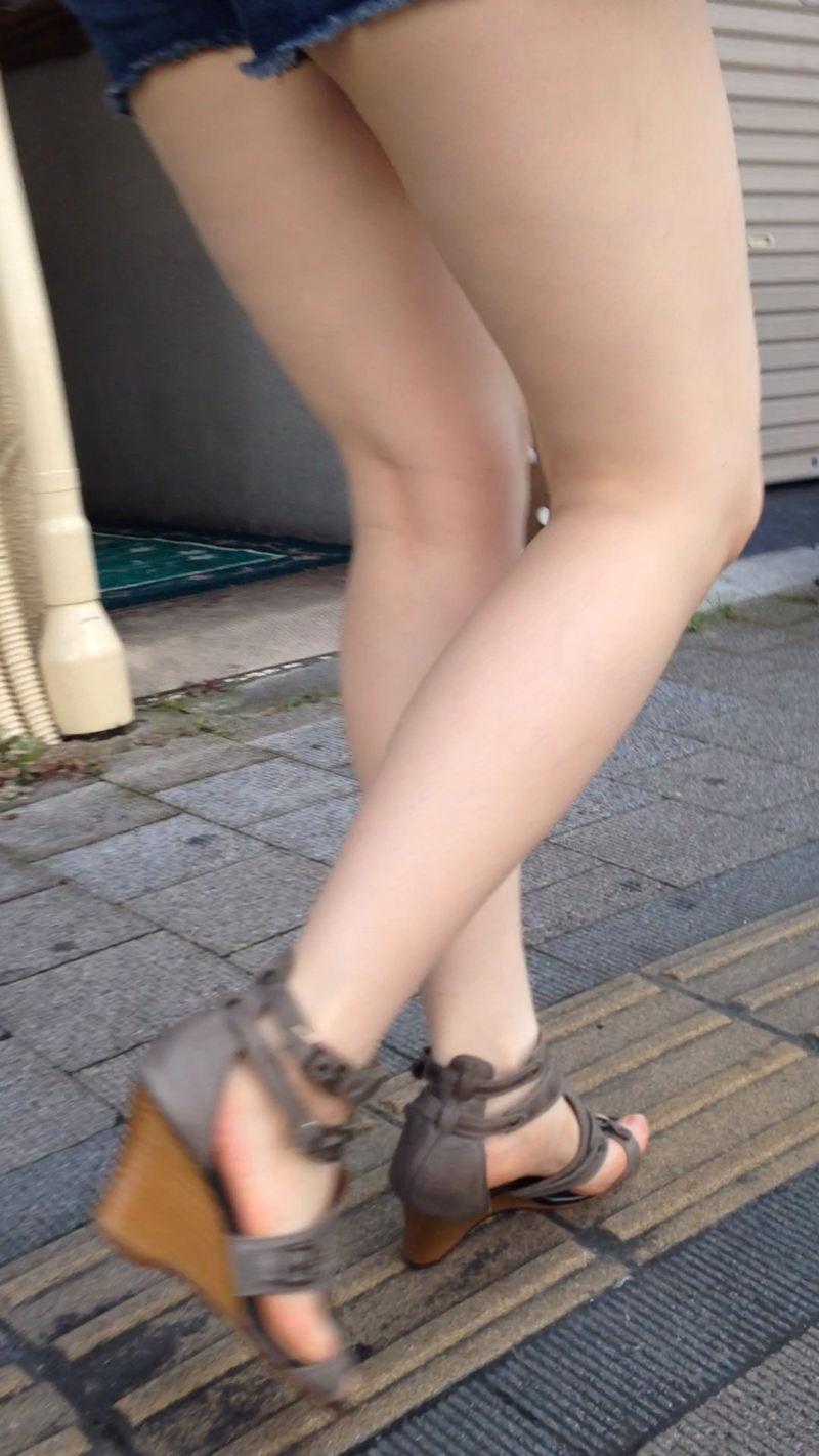太もも ムチムチ エロ画像【52】