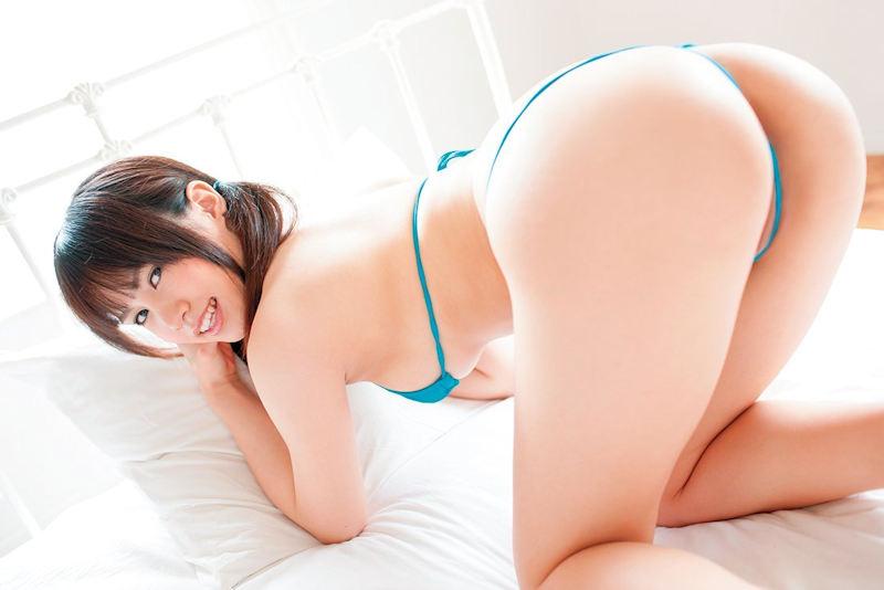 尻 顔 四つん這い 振り向き エロ画像【20】