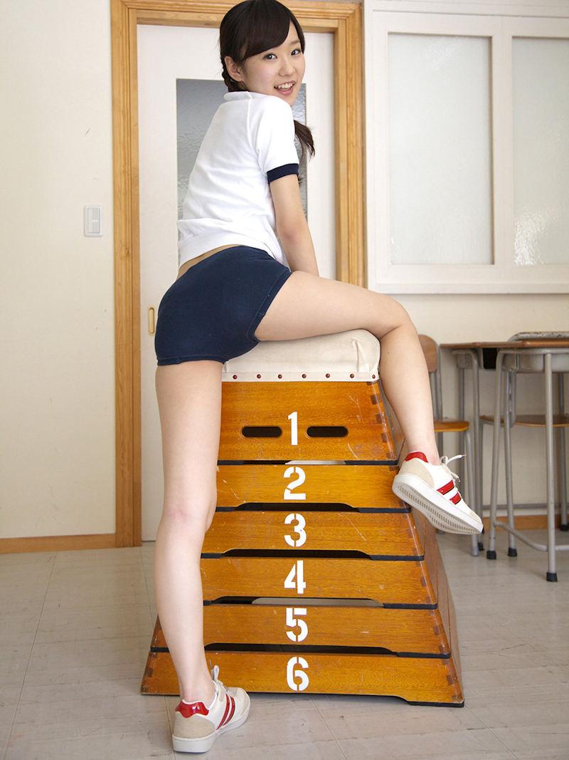 ブルマ 体操服 エロ画像【48】