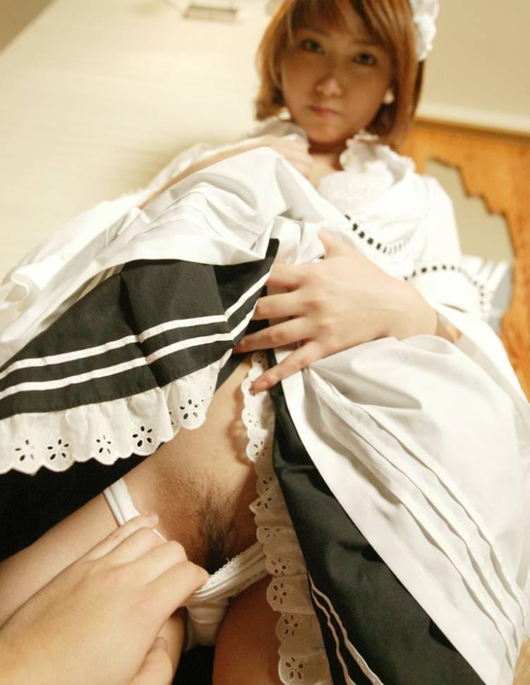 ギャル メイド エロ画像【6】