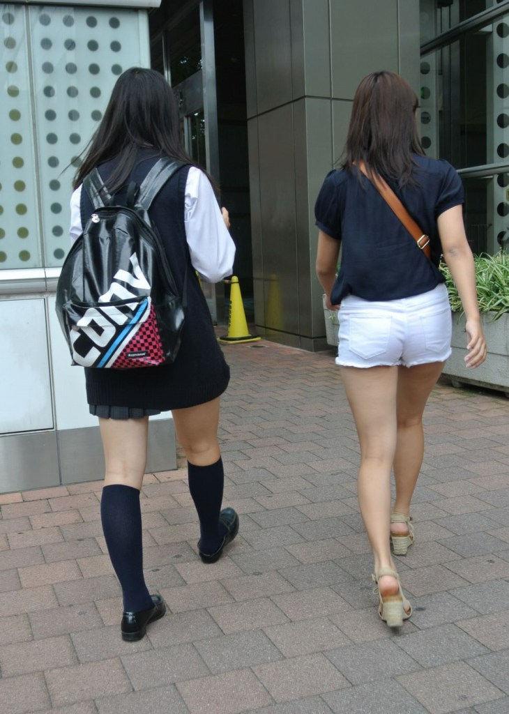 お尻 ホットパンツ エロ画像【76】