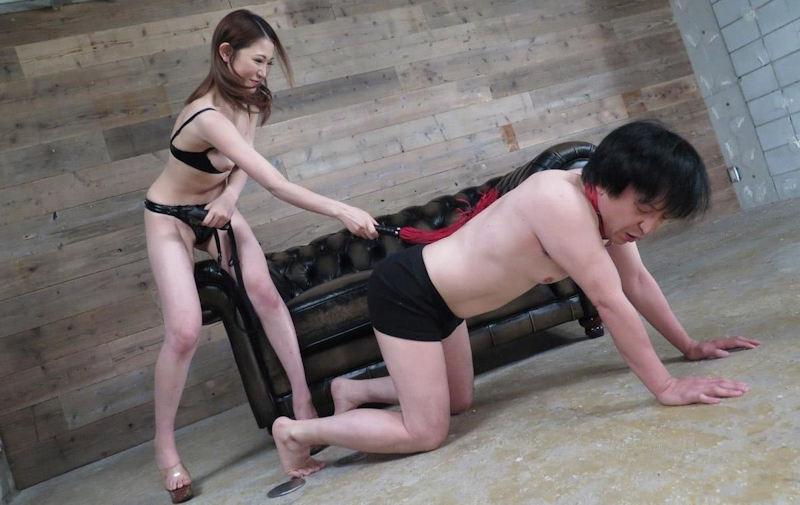 女王様 M男 調教 エロ画像【36】