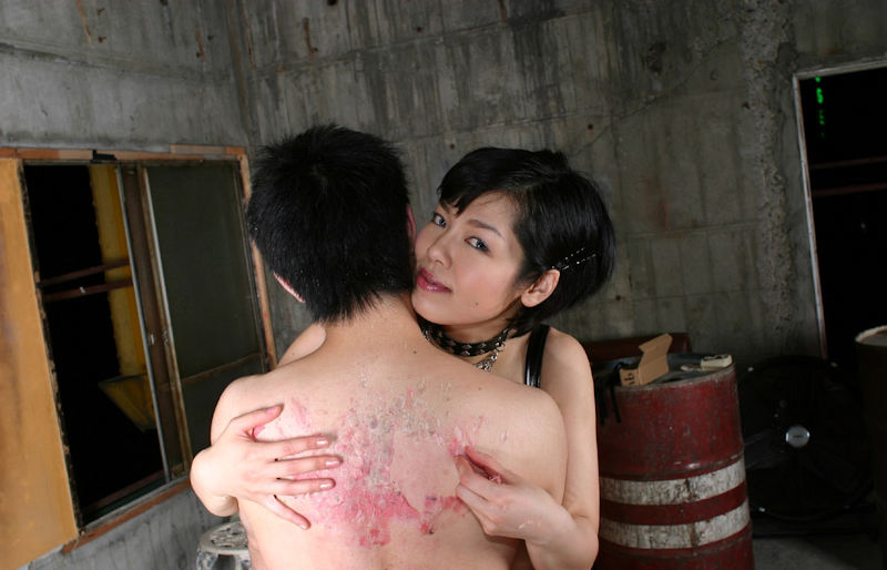 女王様 M男 調教 エロ画像【48】