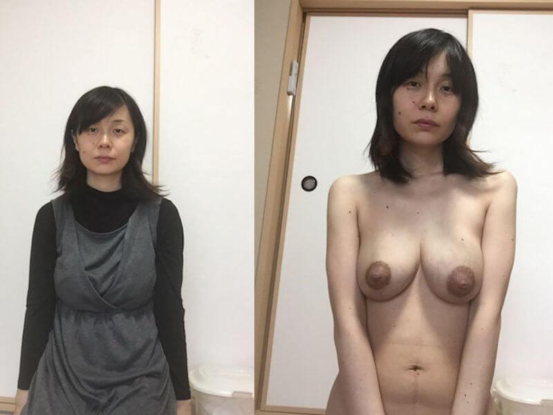 熟女  裸