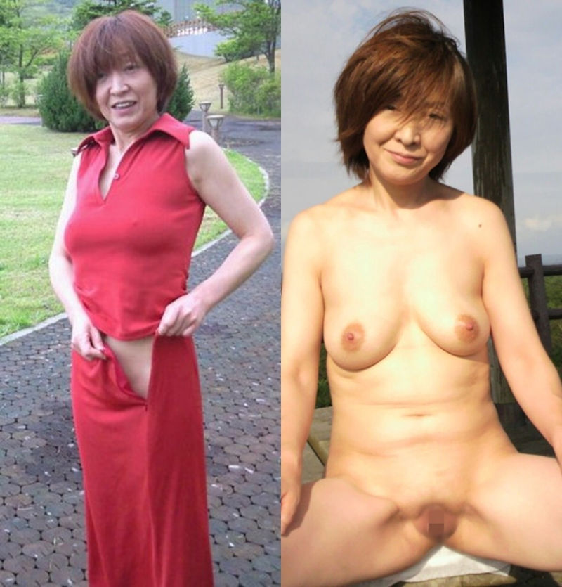 素人熟女 顔出し裸