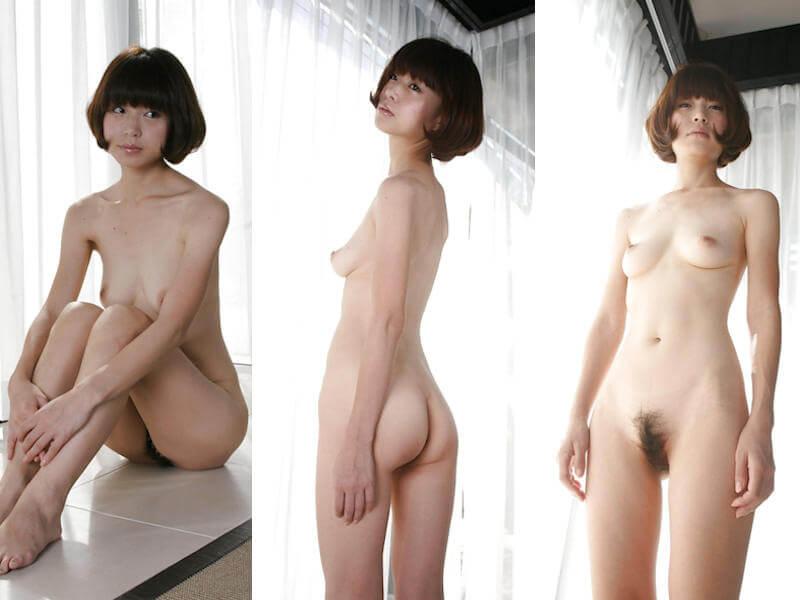 【美女ヌード】美しい女性達の全裸画像
